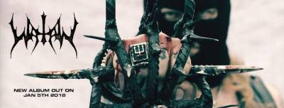 WATAIN to release a new album on January 5th 2018 + tour announcement